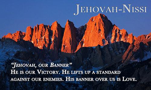 JehovahNissi